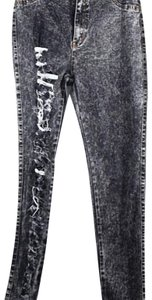 36 Points 5 Skinny Jeans-Distressed
