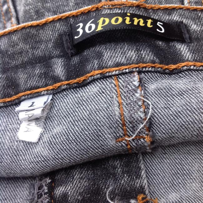 36 Points 5 Skinny Jeans-Distressed Image 4