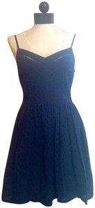 City Studios Fit And Flare Lace Sundress Dress