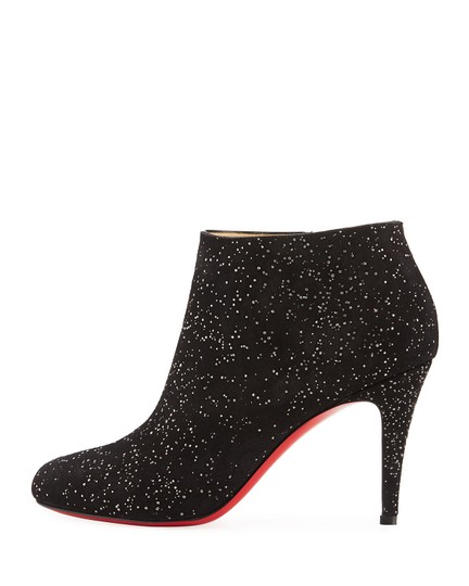 Preload https://img-static.tradesy.com/item/23761123/christian-louboutin-black-belle-embellished-crosta-meteor-red-sole-bootsbooties-size-eu-37-approx-us-0-0-540-540.jpg
