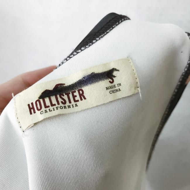 Hollister Top Gray Image 3