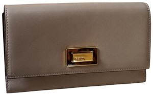 Fendi Fendi Leather Wallet