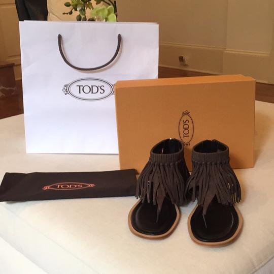 Tod's brown Sandals Image 2
