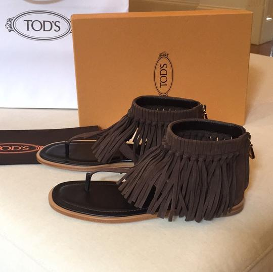 Tod's brown Sandals Image 5