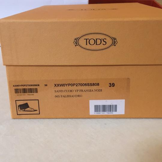 Tod's brown Sandals Image 8