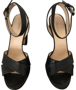 ddccb819d Blue Prada Sandals - Up to 90% off at Tradesy