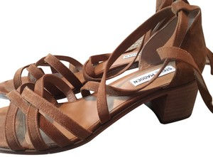 8c5f9b480b7 Brown Steve Madden Sandals - Up to 90% off at Tradesy