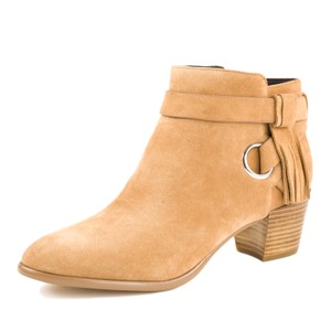 Rebecca Minkoff Butterscotch Oiled Suede Boots