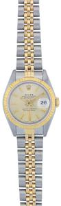 Rolex Rolex Datejust Lady 26MM Stainless Steel & Yellow Gold 69173