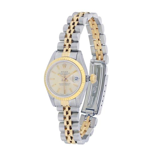 Rolex Rolex Datejust Lady 26MM Stainless Steel & Yellow Gold 69173 Image 1