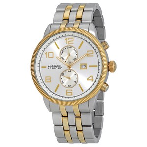 August Steiner August Steiner Multi-Function Swiss Quartz Bracelet Mens Watch AS8069T