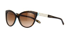 Tiffany & Co. TF4119 81343B Cat Eye Style Women's