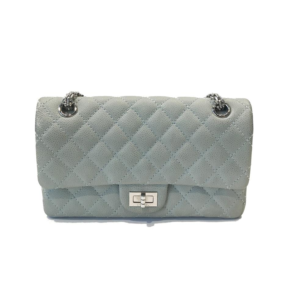 dba17f273b15 Chanel Classic Flap 2.55 Reissue Quilted Classic Double (Size 225 ...