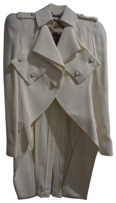 Item - White Jacket Size 4 (S)