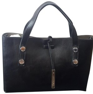 e261d4d1151 Black Faux Leather Calvin Klein Bags - 70% - 90% off at Tradesy
