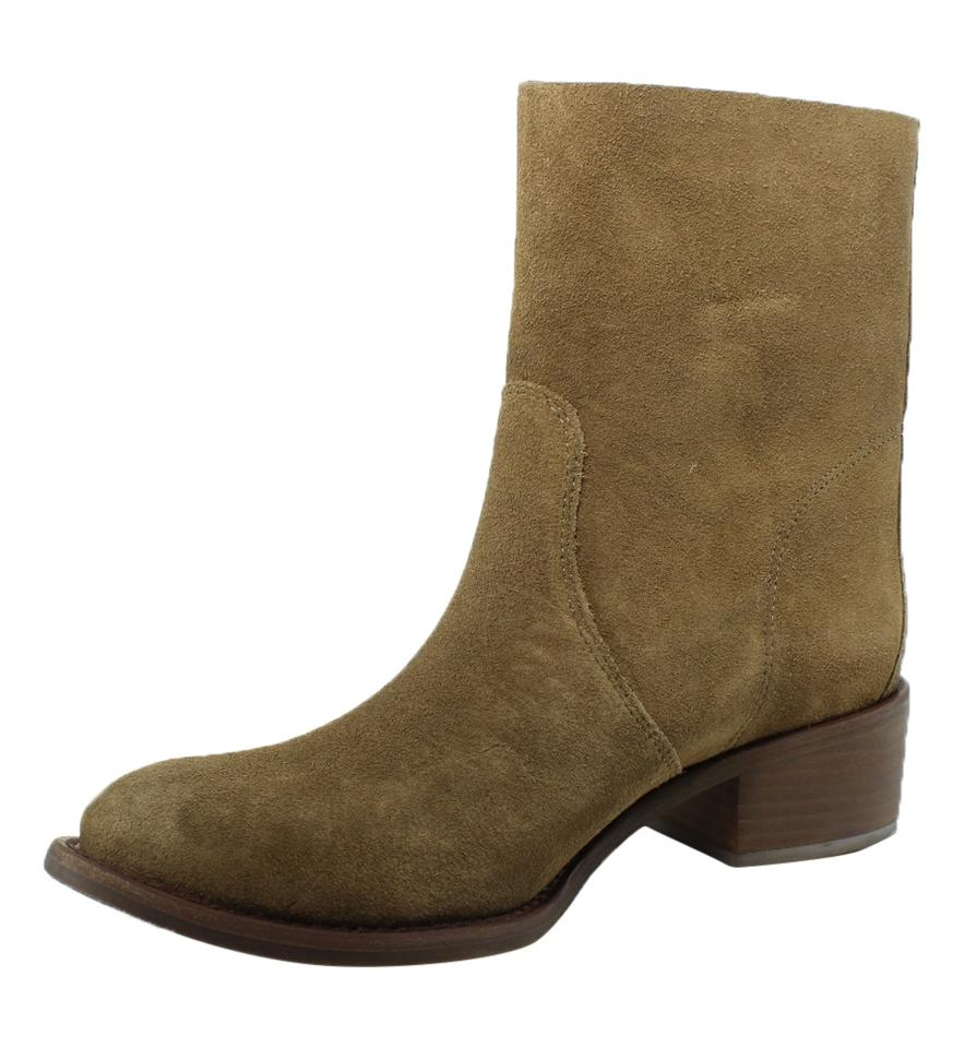 bf7aace8224503 Tory Burch River Rock Siena Suede Boots Booties Size US 7 Regular (M ...