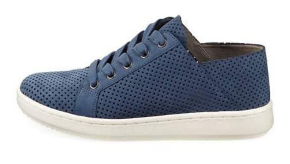 Eileen up Sneakers Leather Blue Fisher Sneakers Lace vfcrfSZ7qU