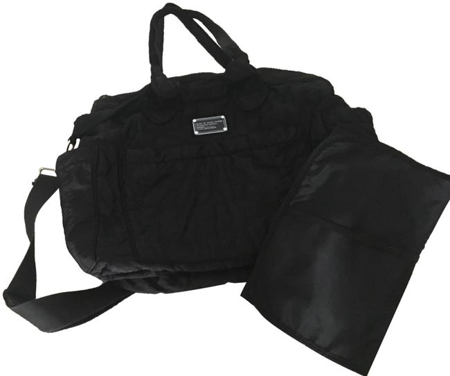 Item - By Pretty Eliz-a-baby Black Nylon Diaper Bag