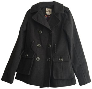 Hydraulic Pea Coat
