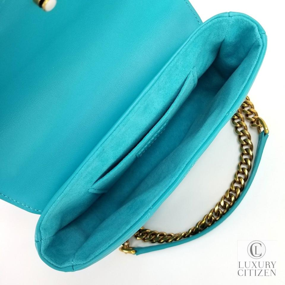 776aa8ea13b4 Louis Vuitton Wave Chain Leather Shoulder Bag Image 11. 123456789101112
