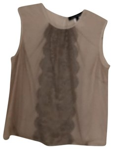 Lida Baday Top Taupe