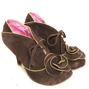 Irregular Choice brown Boots