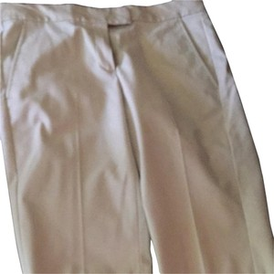 Theory Khaki Walking Bermuda Shorts Light Beige
