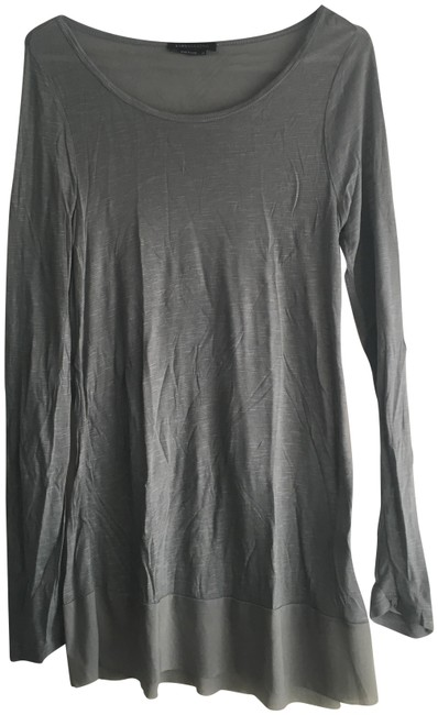 Item - Heather Grey Tunic Size 8 (M)