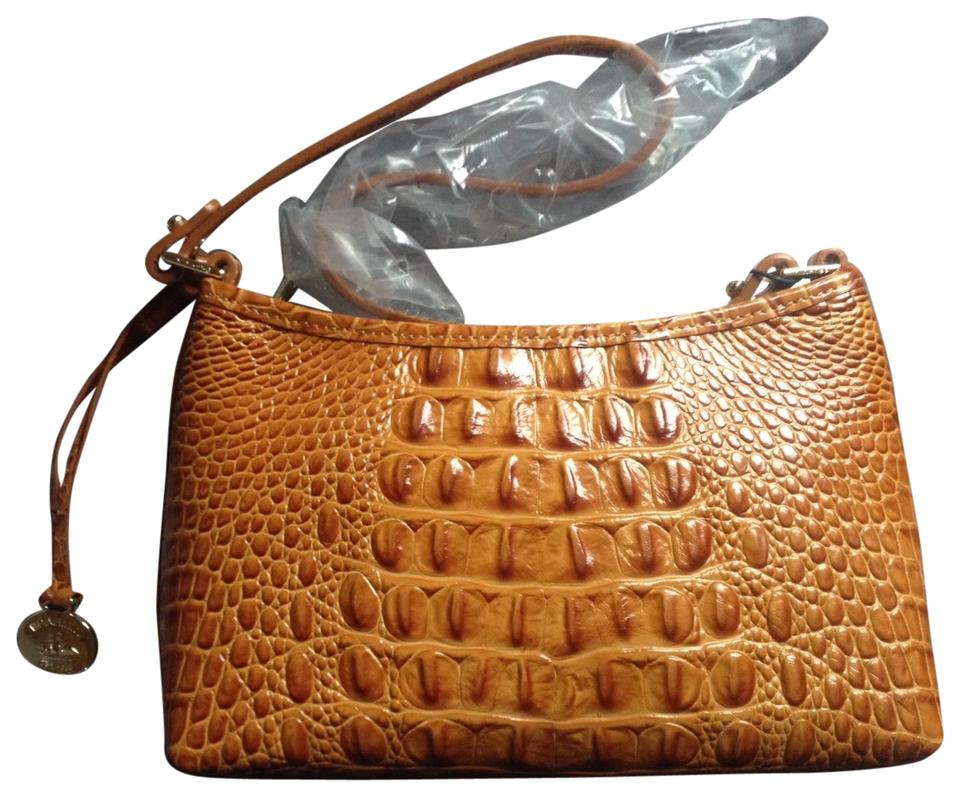 Mini Melbourne Bag Brahmin Rum Dark Leather Anytime Shoulder 185xqaxzw