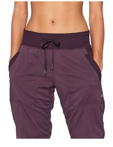 Lululemon Lululemon Women's Black Cherry Dance Studio Pant III (Regular)