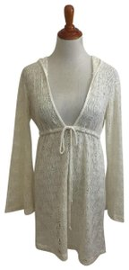 Lucy Love Hooded Lace Cover Up