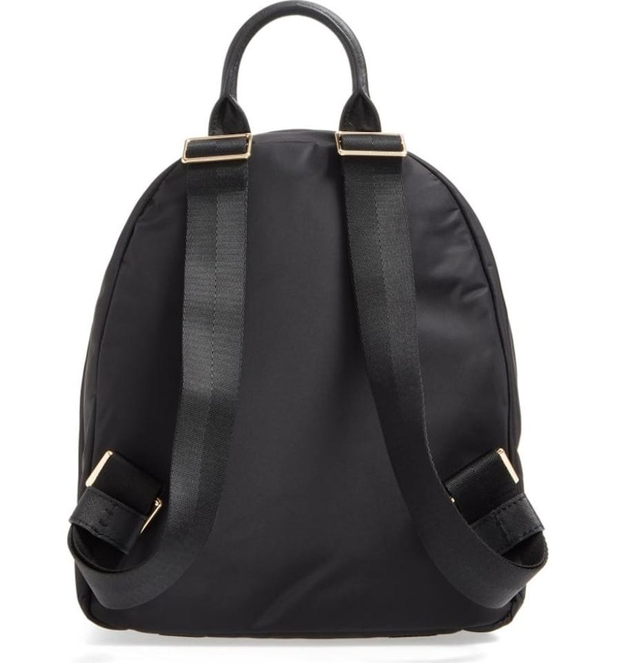 Backpack Nylon Ella Tory 40945 Black Burch qC6wv6