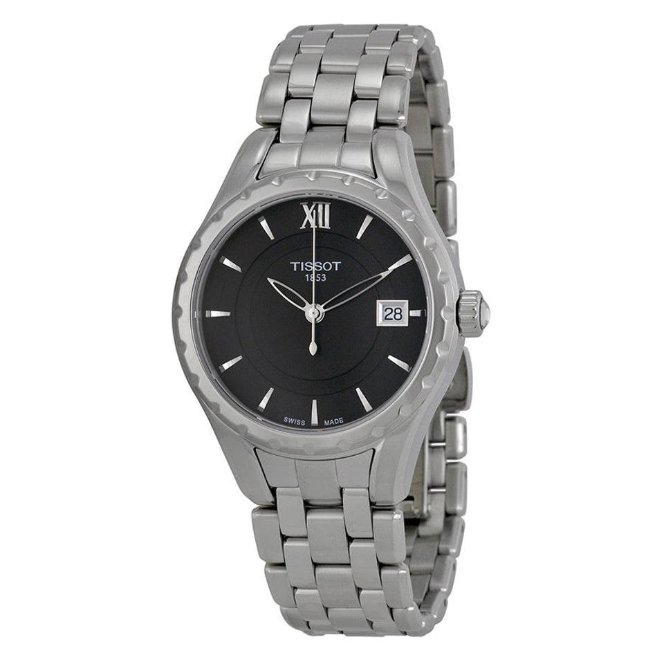 6d7c81bf8419 Tissot Tissot T-Lady Black Dial Stainless Steel Ladies Watch T0722101105800  Image 0 ...