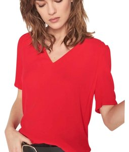 ba&sh Top Red