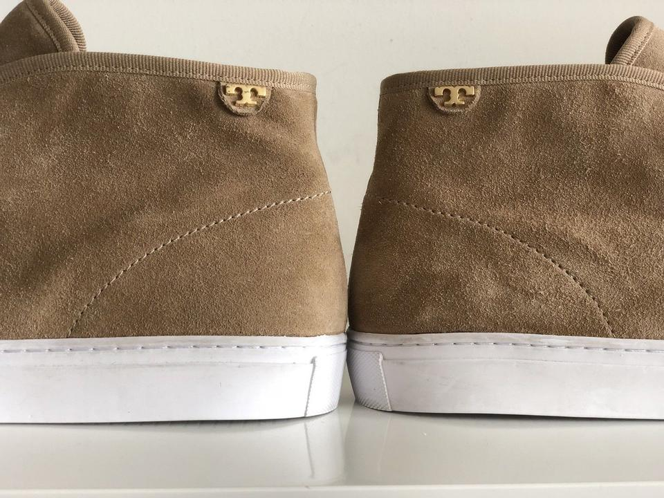 Sneakers Tory Up Burch Iggy Lace Tan Sneakers vnYxqfYwp0
