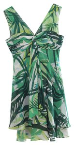 Donna Ricco Summer Chiffon Party Dress