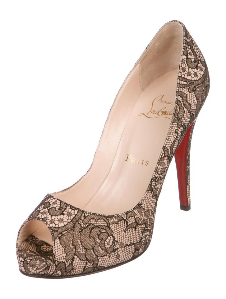 check out 98605 f7e67 New Very Prive Lace 8 Pumps