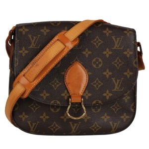Louis Vuitton Saint Cloud Monogram Vintage Cross Body Bag