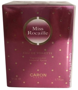 Caron Miss. Rocaille by Caron, Ladies EDT 50ml
