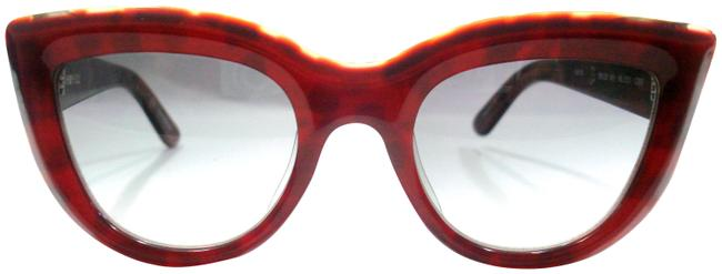 Item - Dark Red Sunglasses
