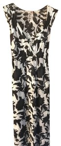 black and white Maxi Dress by Sweet Pea by Stacy Frati