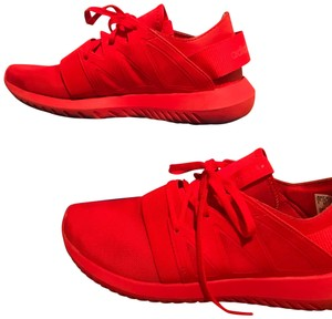 watch f5fb8 66add Red Tubular Viral Sneakers