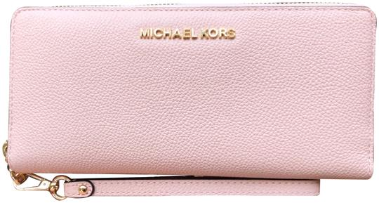 f4c3627c09fd8d Michael Kors Michael Kors Jet Set Travel Continental Wallet Long Wristlet  Image 0 ...