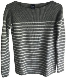 Gap Knit Grey And Sweater