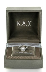 Kay Jewelers Neil Lane Halo Diamond Ladies Ring
