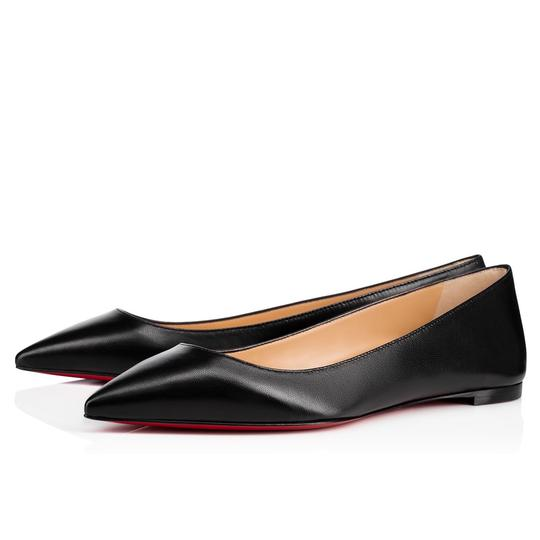 Preload https://img-static.tradesy.com/item/23774044/christian-louboutin-black-ballalla-nappa-shiny-leather-pointed-toe-ballerina-ballet-flats-size-eu-36-0-0-540-540.jpg