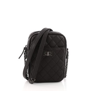 32fec027a675 Added to Shopping Bag. Chanel Reissue Camera Shoulder Bag. Chanel 2.55  Reissue Camera Quilted Grained Vertical ...