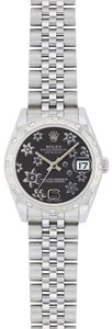 Rolex Rolex Datejust Midsize Lady 31MM Stainless Steel with Diamonds 178344