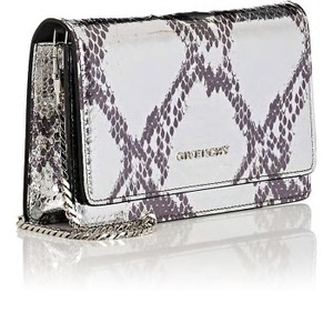 Givenchy Pandora Python Wallet Woc Wallet On Chain Cross Body Bag