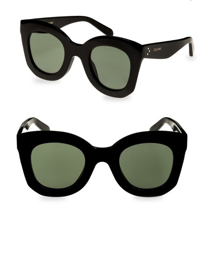 Céline NEW Oversized Butterfly Sunglasses Image 1